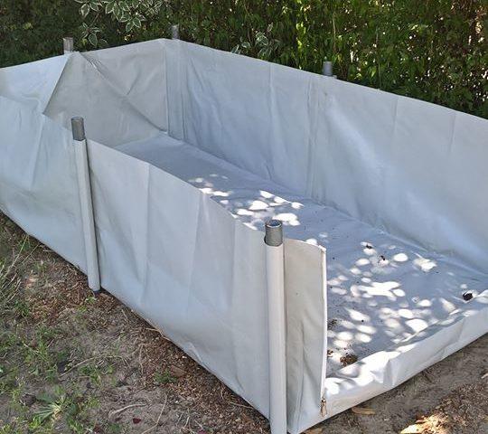 Kompostiere deinen Pferdemist mit dem MoKo-Kompostiersystem mit Hilfe von Kompostwürmern
